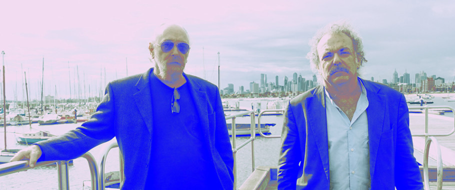 Jim White & Ed Kuepper (RISING)