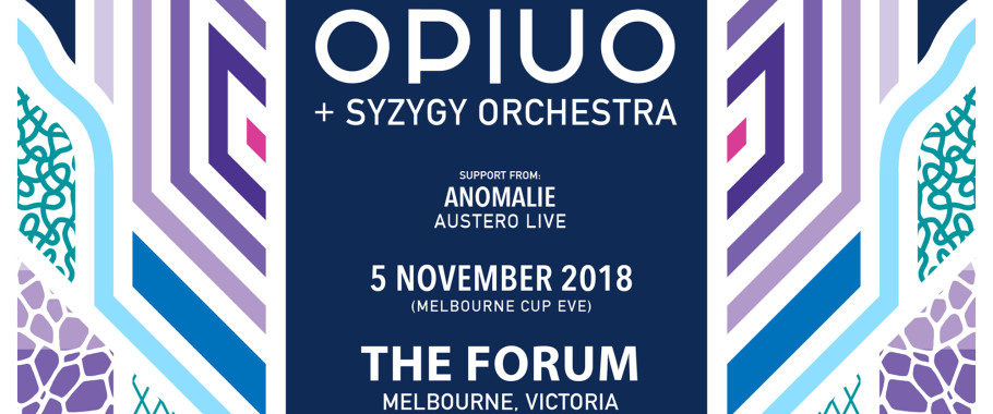 OPIUO + Syzygy Orchestra