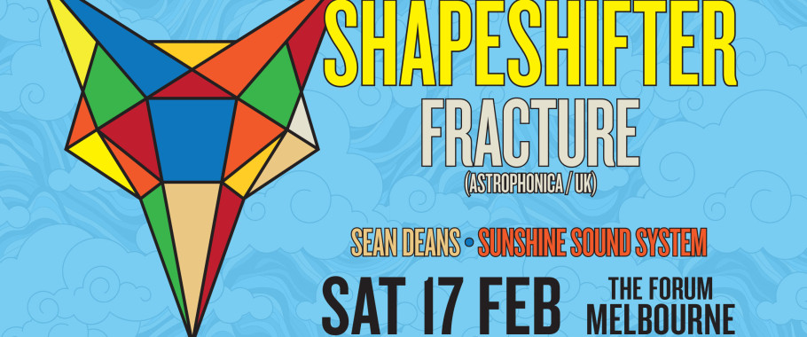 Shapeshifter *CANCELLED EVENT*