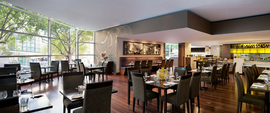Melbourne Marriott Hotel Pre-Theatre Dining