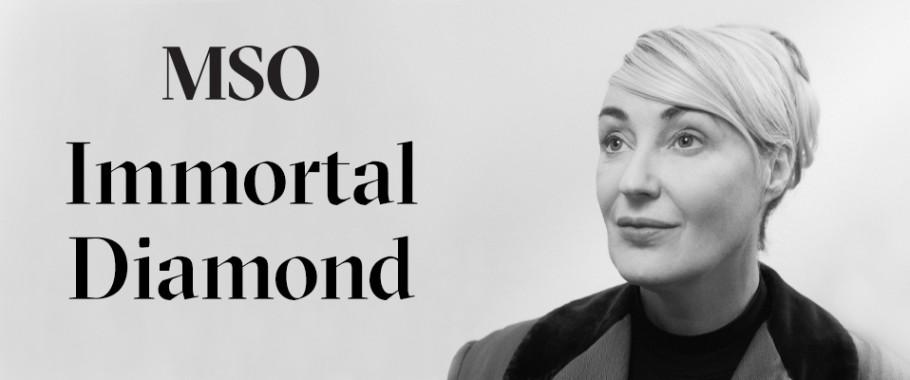 Metropolis: Immortal Diamond