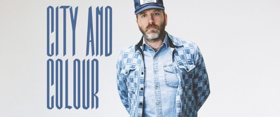 City and Colour - Rescheduled