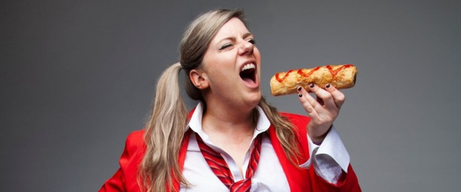 Lauren Bok - It's A Long Way To The Bok (If You Wanna Sausage Roll)