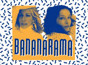 Bananarama with special guests Tiffany and Amber