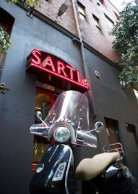 Sarti - Pre Theatre Menu