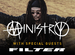 Ministry - *CANCELLED EVENT*