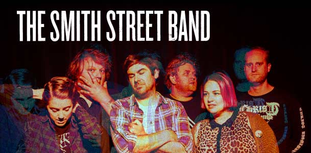 **CANCELLED** The Smith Street Band