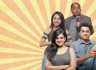 The Indian All-Star Comedy Showcase