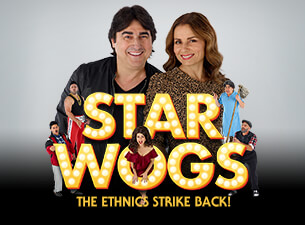 Star Wogs - The Ethnics Strike Back!