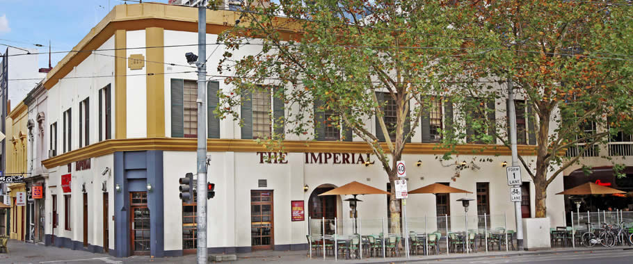 Imperial Hotel, Bourke St - 20% off